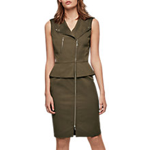 Buy Gerard Darel Ryley Dress, Tan Online at johnlewis.com