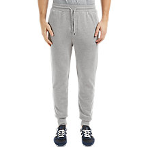 Buy BOSS Orange South Jersey Tracksuit Jogging Bottoms, Light Pastel Grey Online at johnlewis.com