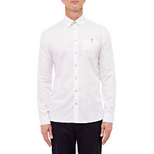 Buy Ted Baker T for Tall Laava Long Sleeve Shirt Online at johnlewis.com