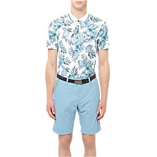 Buy Ted Baker Golf Golfshr Checked Shorts Online at johnlewis.com