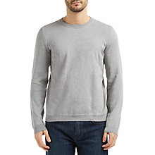 Buy BOSS Green C-Caspar Crew Neck Jumper Online at johnlewis.com