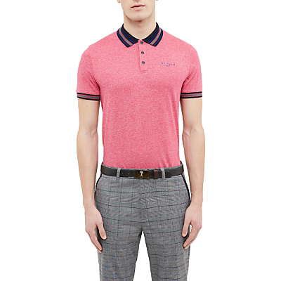 Ted Baker Golf Fore Mouline Polo Shirt