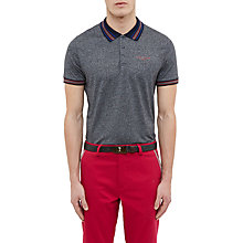 Buy Ted Baker Golf Fore Mouline Polo Shirt Online at johnlewis.com