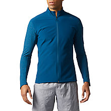 Buy Adidas Supernova Storm Men's Running Jacket, Blue Online at johnlewis.com