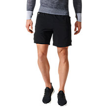 Buy Adidas Ultra Energy Running Shorts, Black Online at johnlewis.com