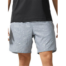 Buy Adidas Supernova Tokyo Running Shorts, Grey Online at johnlewis.com