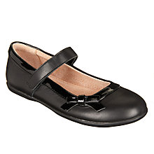 Buy John Lewis Children's Cheshire Mary Jane Shoes, Black Online at johnlewis.com