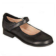 Buy John Lewis Children's Devon Mary Jane Shoes, Black Online at johnlewis.com