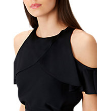Buy Coast Krissi Cold Shoulder Top Online at johnlewis.com