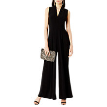 Buy Coast Jensen Jumpsuit, Black Online at johnlewis.com