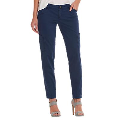 Betty & Co. Easy Fit Six Pocket Jeans, Iris Blue