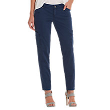 Buy Betty & Co. Easy Fit Six Pocket Jeans, Iris Blue Online at johnlewis.com