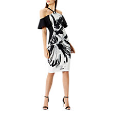 Buy Coast Waldorf Shift Dress, Mono Online at johnlewis.com