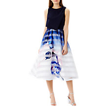 Buy Coast Eileen Midi Dress, Multi Online at johnlewis.com