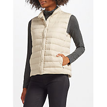 Buy Weekend MaxMara Creta Quilted Gilet Online at johnlewis.com