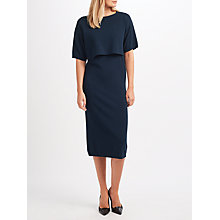 Buy Weekend MaxMara Calata Knitted Dress, Ultramarine Online at johnlewis.com