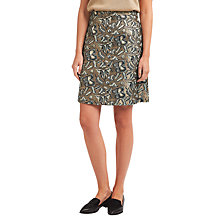 Buy Weekend MaxMara Pacato Butterfly Skirt, Green Online at johnlewis.com