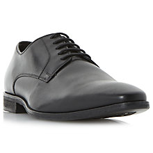 Buy Dune Piccadilly Chisel Plain Vamp Leather Derby Shoes Online at johnlewis.com