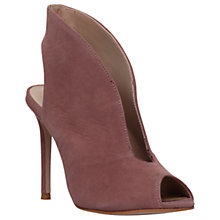 Buy Kurt Geiger Dayna Stiletto Heeled Shoe Boots Online at johnlewis.com