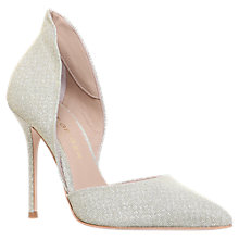 Buy Kurt Geiger Strike Two Part Court Shoes Online at johnlewis.com