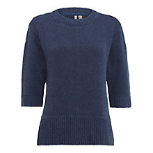 Buy White Stuff Drift Jumper, Denim Online at johnlewis.com