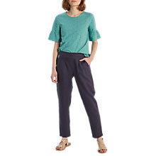 Buy White Stuff Maison Linen Trousers Online at johnlewis.com