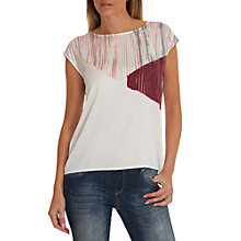 Buy Betty & Co. Multicoloured Graphic Print Top, Multi Online at johnlewis.com