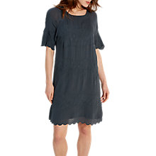 Buy White Stuff Lizzy Dress, Green Online at johnlewis.com