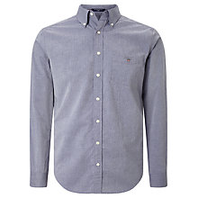 Buy Gant Long Sleeve Printed Poplin Shirt Online at johnlewis.com