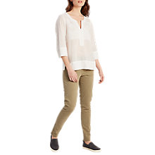 Buy White Stuff Super Soft Skinny Cargo Jeans Online at johnlewis.com