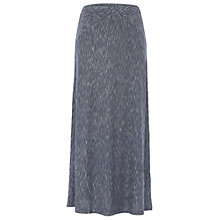 Buy White Stuff Straight Up Jersey Maxi Skirt, Navy Online at johnlewis.com