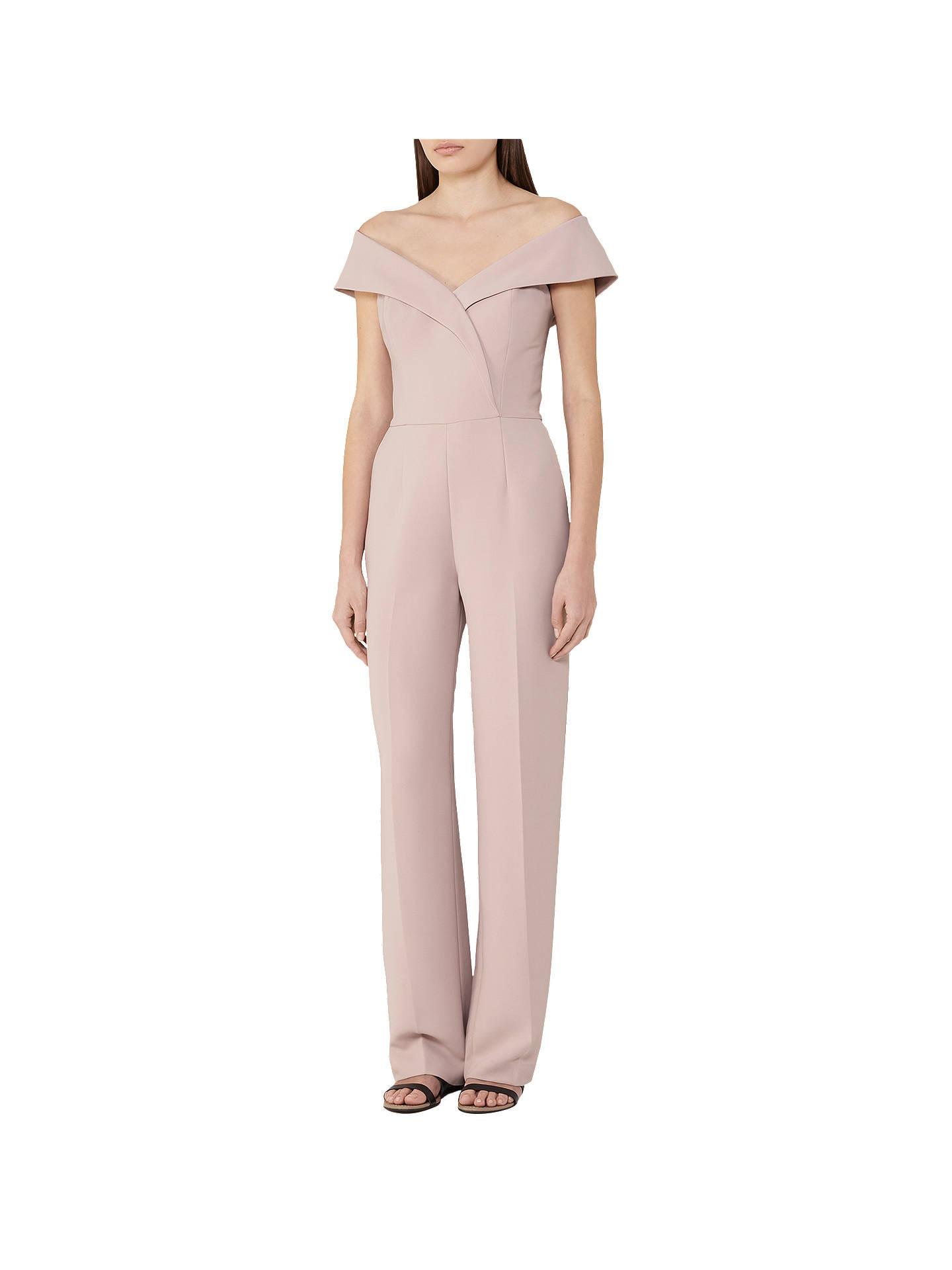 9cb7b70190 Buy Reiss Adina Off Shoulder Jumpsuit