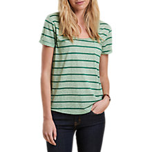Buy Barbour Headland Stripe T-Shirt Online at johnlewis.com