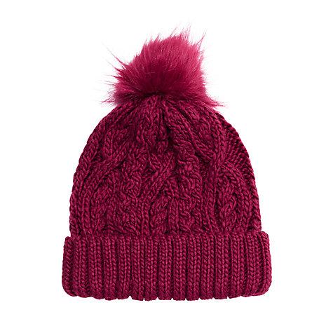 Girls' Knitted Hats, Scarves & Gloves   John Lewis