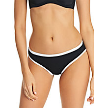 Buy Freya Back To Black Bikini Briefs, Black Online at johnlewis.com