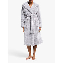 Buy John Lewis Hi Pile Fleece Robe Online at johnlewis.com