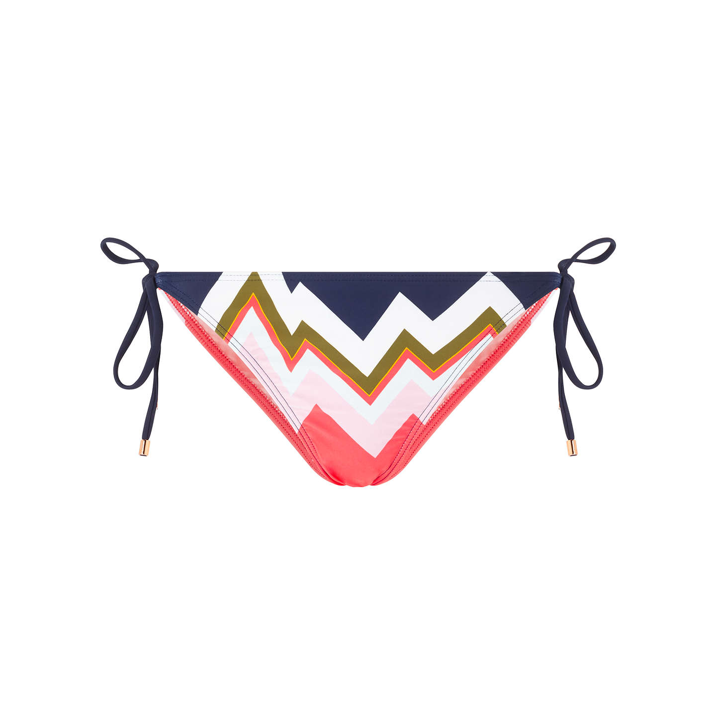 BuyTed Baker Livviy Mississippi Bikini Bottoms, Multi, 1 Online at johnlewis.com