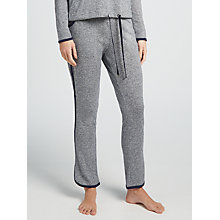 Buy John Lewis Lightweight Marl Lounge Bottoms, Grey Online at johnlewis.com
