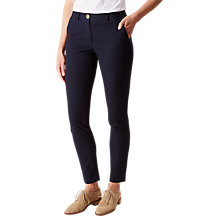 Buy Hobbs Pavilion Casual Chinos, Navy Online at johnlewis.com
