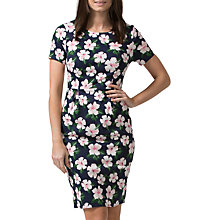 Buy Sugarhill Boutique Bloom Floral Shift Dress, Navy/Pink Online at johnlewis.com