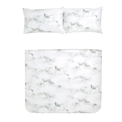 John Lewis Clouds Print Cotton Duvet Cover and Pillowcase Set