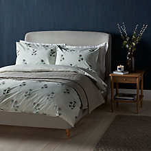 Buy John Lewis Croft Collection Highland Thistle Print Cotton Duvet Cover and Pillowcase Set Online at johnlewis.com