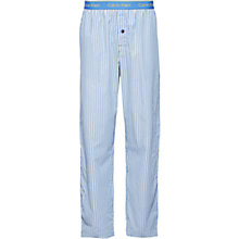 Buy Calvin Klein Dunmore Stripe Lounge Pants, Blue Online at johnlewis.com