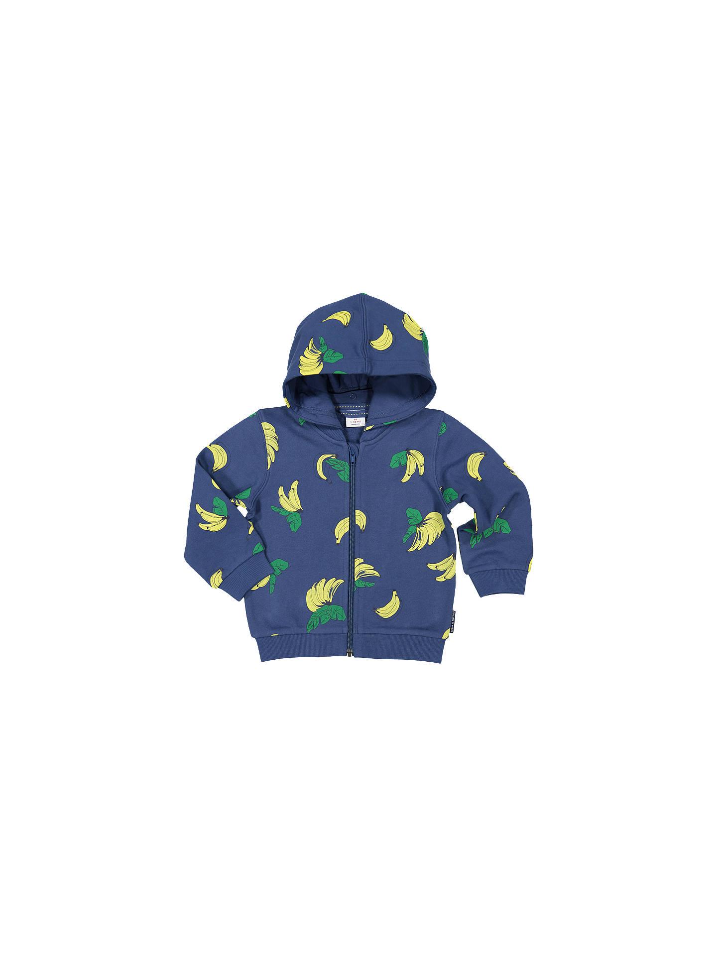 7a2670cd3 Polarn O. Pyret Baby Banana Hoodie