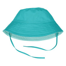 Buy Polarn O. Pyret Baby Reversible Hat Online at johnlewis.com