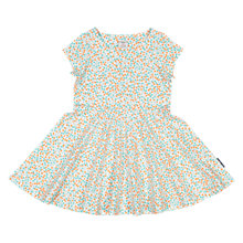 Buy Polarn O. Pyret Baby Floral Dress, Green Online at johnlewis.com