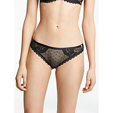Buy AND/OR Arabella Lace Brazilian Brief Online at johnlewis.com