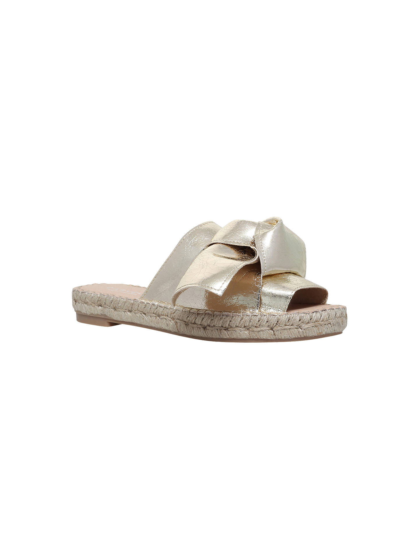 2f6b907e2c72d0 Buy Carvela Kurry Bow Slider Sandals
