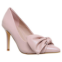 Buy Carvela Klassic Bow Stiletto Court Shoes Online at johnlewis.com