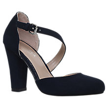 Buy Carvela Karla Block Heeled Court Shoes Online at johnlewis.com